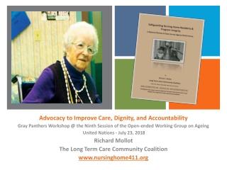 Nursing Home Oversight