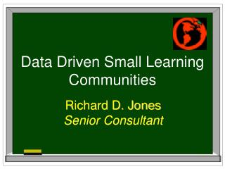 Data Driven Small Learning Communities