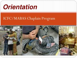 ICFC/MABAS Chaplain Program