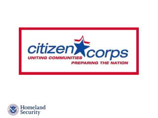 Citizen Corps Mission