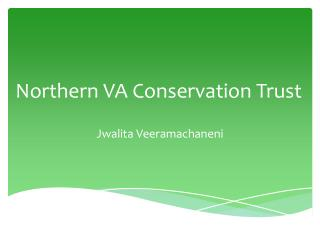 Northern VA Conservation Trust