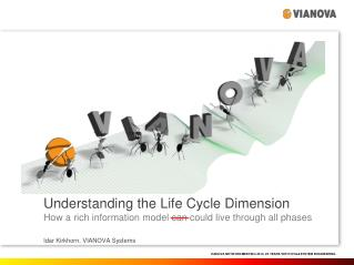 Understanding the Life Cycle Dimension