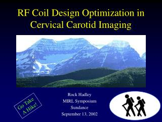 RF Coil Design Optimization in Cervical Carotid Imaging