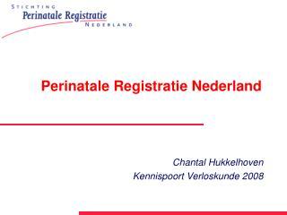 Perinatale Registratie Nederland