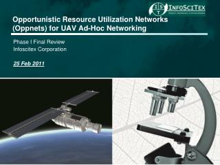 Opportunistic Resource Utilization Networks (Oppnets) for UAV Ad-Hoc Networking