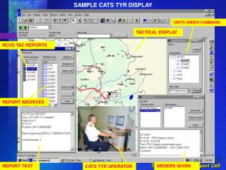 SAMPLE CATS TYR DISPLAY