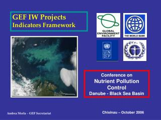 GEF IW Projects Indicators Framework