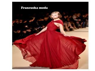 Francuska moda