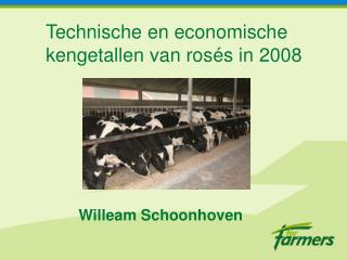 Technische en economische kengetallen van ros és in 2008