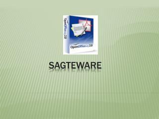 SAGTEWARE