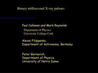 Binary millisecond X-ray pulsars