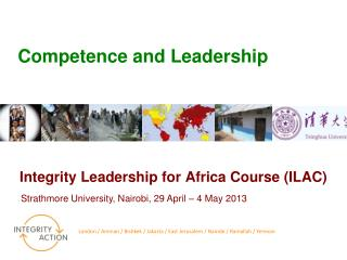Integrity Leadership for Africa Course (ILAC)