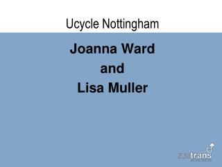 Ucycle Nottingham
