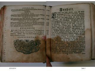 Johannes Comnenius (Linz 1748), Perioche aus Priesterseminar Brixen, E 23.