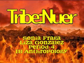 Tribe:Nuer