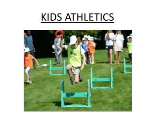 KIDS ATHLETICS