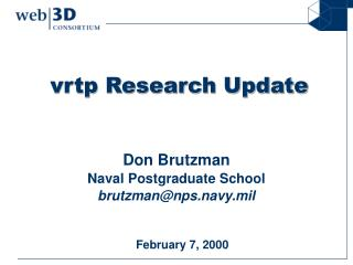 vrtp Research Update