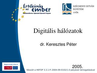 Digitális hálózatok