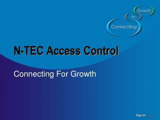 N-TEC Access Control