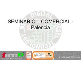 SEMINARIO    COMERCIAL - Palencia