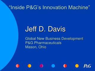 Jeff D. Davis