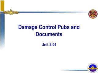 Damage Control Pubs and Documents