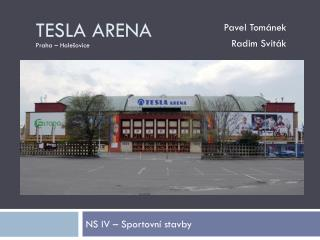 Tesla  Arena