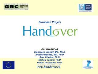 w ww.handover.eu