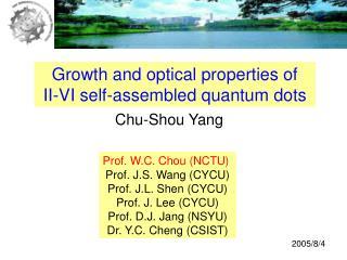 Chu-Shou Yang