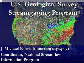 U.S. Geological Survey Streamgaging Program