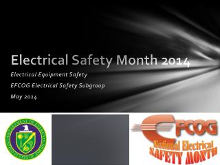 Electrical Safety Month 2014