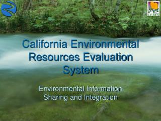 California Environmental Resources Evaluation System