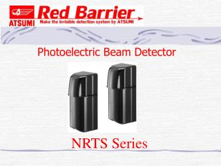 Photoelectric Beam Detector