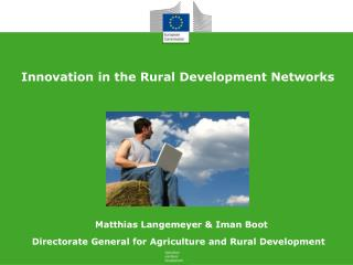 Innovation in the Rural Development Networks