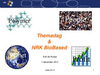 Themadag & NRK BioBased