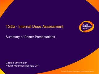 TS2b - Internal Dose Assessment
