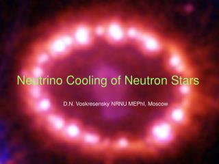 Neutrino Cooling of Neutron Stars