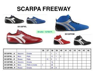SCARPA FREEWAY