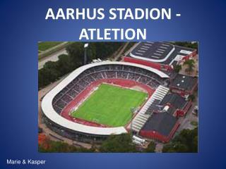 AARHUS STADION - ATLETION