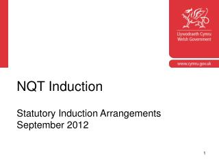 NQT Induction