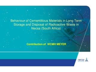 Contribution of  WCMH MEYER