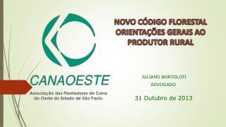 Associação dos Plantadores de Cana do Oeste do Estado de São Paulo