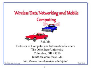 Wireless Data Networking and Mobile Computing