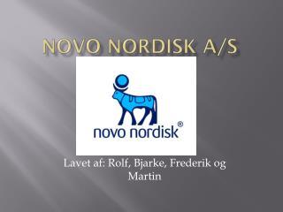 Novo Nordisk A/S