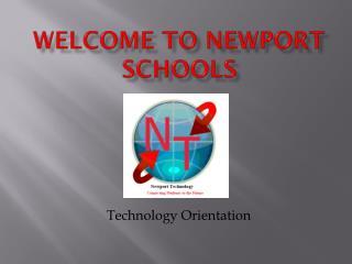 Welcome to Newport Schools