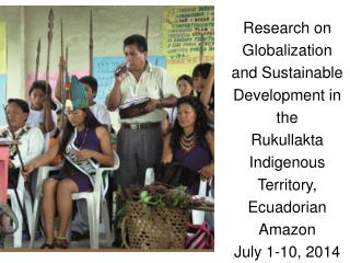 Research on Globalization and Sustainable Development in the