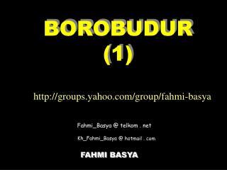 BOROBUDUR (1)