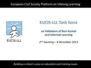 Building a citizen's voice on education and training issues