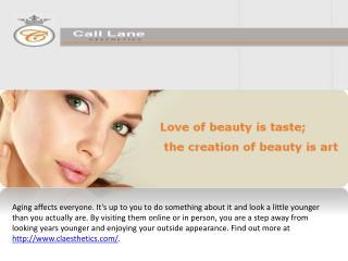 Botox Injections Leeds - www.claesthetics.com