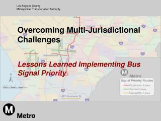 Overcoming Multi-Jurisdictional Challenges